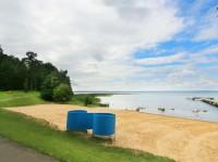 санатория Сосны - Пляж