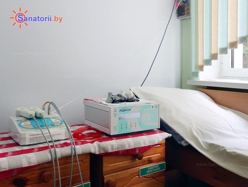 Санатории Белоруссии Беларуси - санаторий Сосны - Гинекология