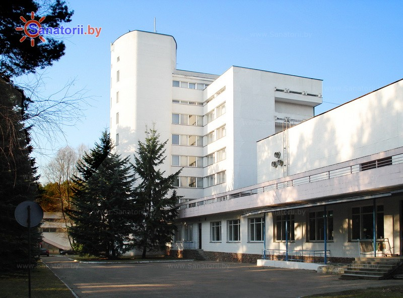 Санаторий Сосны  Санатории Белоруссии Беларуси