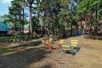 health resort Zolotie peski - Playground for children