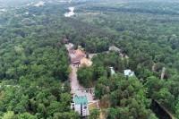 санатория Золотые пески - Территория и природа