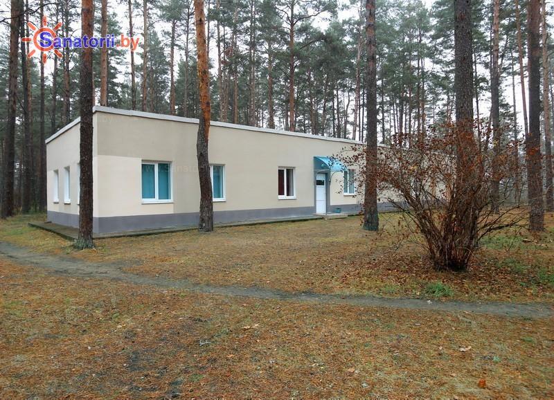 Санатории Белоруссии Беларуси - оздоровительный комплекс Белино - гостевой домик