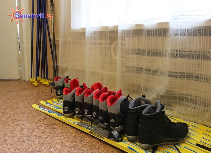 Санатории Белоруссии Беларуси - оздоровительный комплекс Белино - Пункт проката