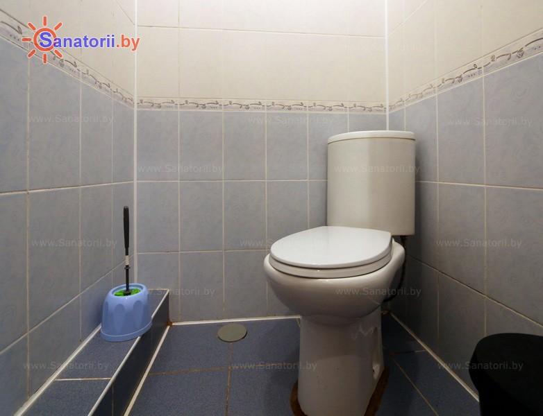 Санатории Белоруссии Беларуси - оздоровительный комплекс Белино - восьмиместный пятикомнатный (гостевой домик)