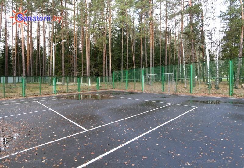 Санатории Белоруссии Беларуси - санаторий Березина - Теннисный корт