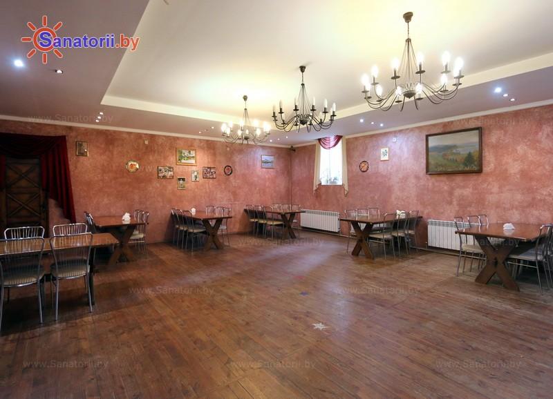 Санатории Белоруссии Беларуси - санаторий Березина - Кафе