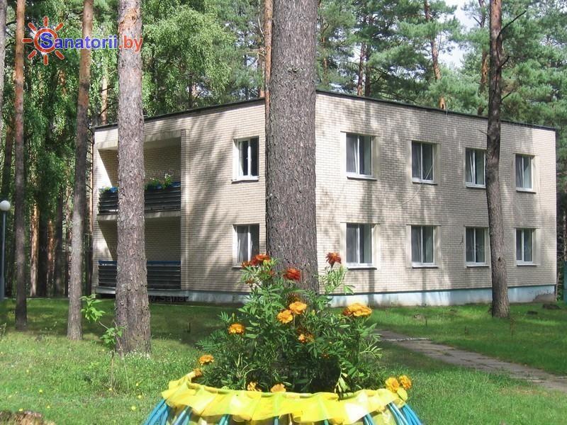 Санатории Белоруссии Беларуси - санаторий Березина - спальный корпус №3