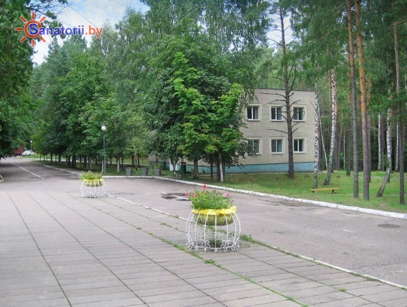 Санатории Белоруссии Беларуси - санаторий Березина - спальный корпус №2