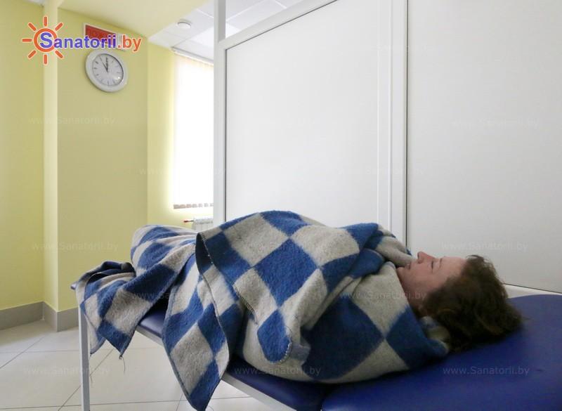Санатории Белоруссии Беларуси - санаторий Березина - Грязелечение (пелоидотерапия)