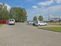 санаторий Березка - Парковка
