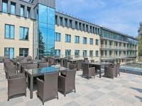 health resort Berezka - Summer terrace