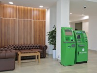 health resort Berezka - Payment-reference terminal