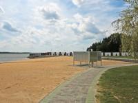 санатория Березка - Пляж