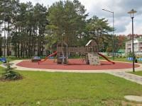 санаторий Березка Детские комнаты и площадки