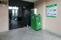 health resort Berezka - Automatic cash terminal (ATM)