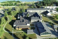 санатория Березка - Территория и природа