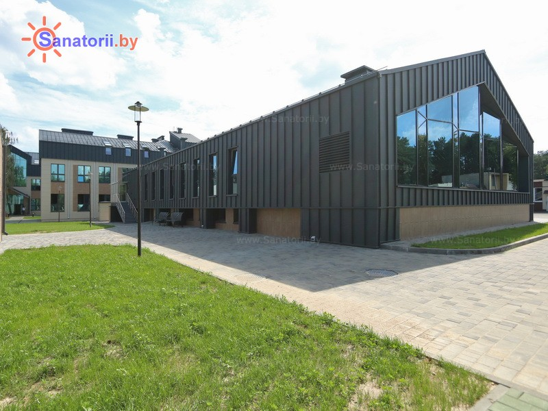 Санатории Белоруссии Беларуси - санаторий Березка - тренажёрный зал