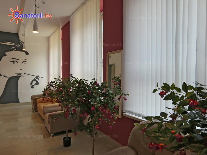Санатории Белоруссии Беларуси - санаторий Березка - Гинекология