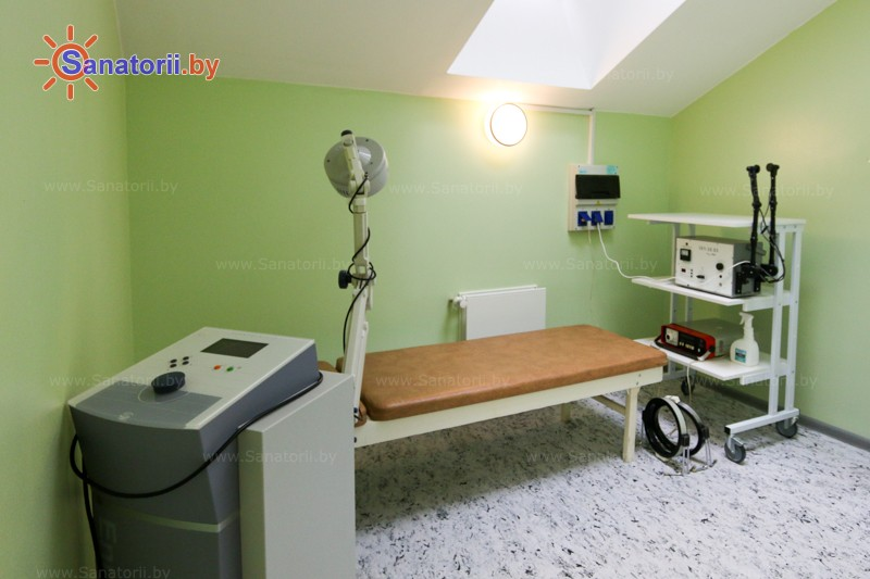 Санатории Белоруссии Беларуси - санаторий Березка - Увч-терапия
