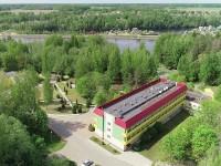 санатория Железняки - Территория и природа