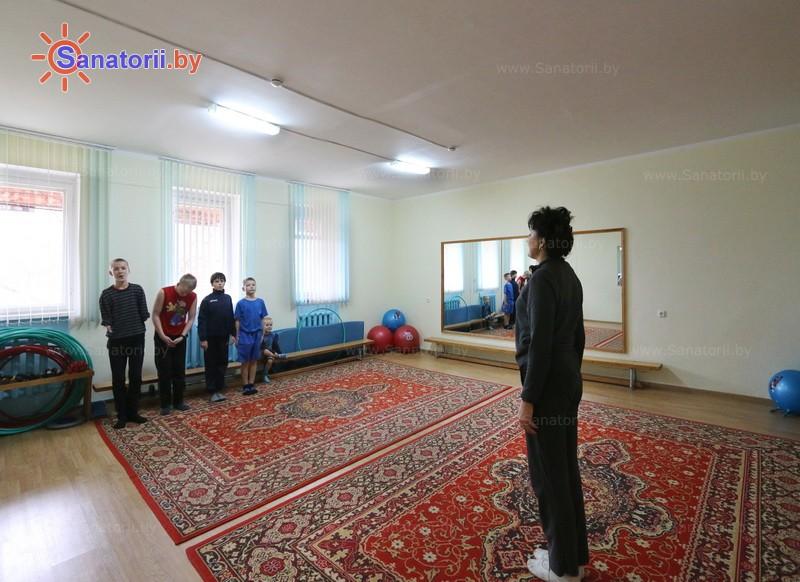 Санатории Белоруссии Беларуси - оздоровительный центр Лазурный - Лечебная физкультура (ЛФК)