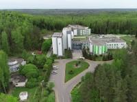 санатория Лесное - Территория и природа