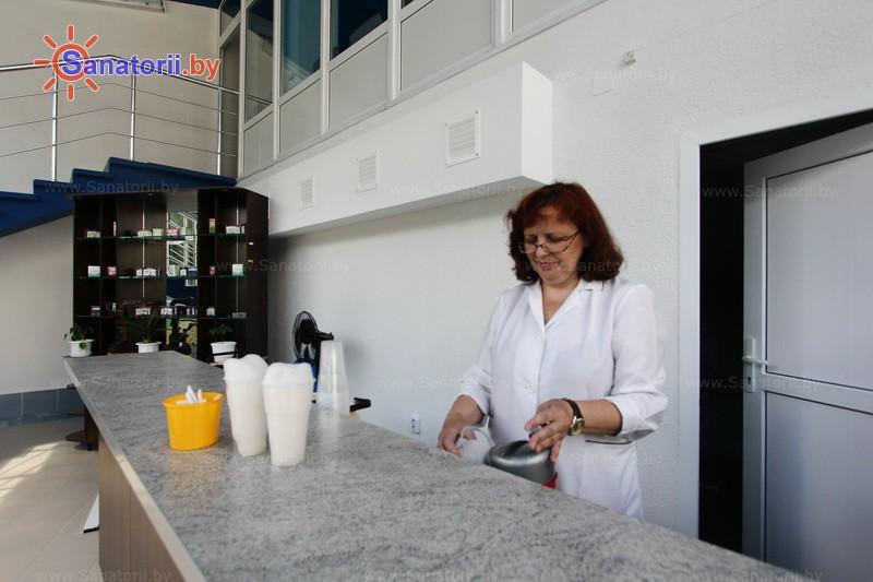 Санатории Белоруссии Беларуси - санаторий Лесное - Оксигенотерапия (кислородотерапия)