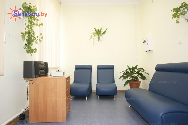 Санатории Белоруссии Беларуси - санаторий Лесное - Ароматерапия