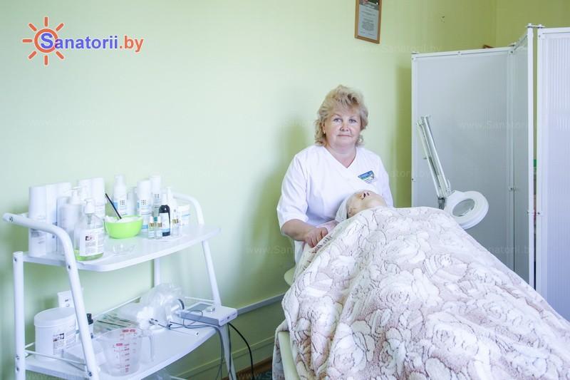 Санатории Белоруссии Беларуси - санаторий Лесное - Косметические обертывания