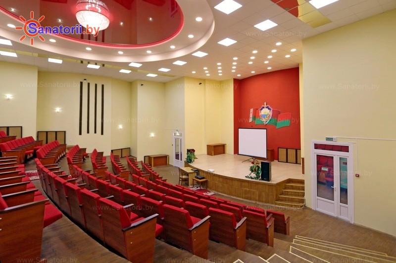 Санаторыі Беларусі - санаторый Лясное - Кіназала