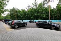 health resort Mashinostroitel - Parking