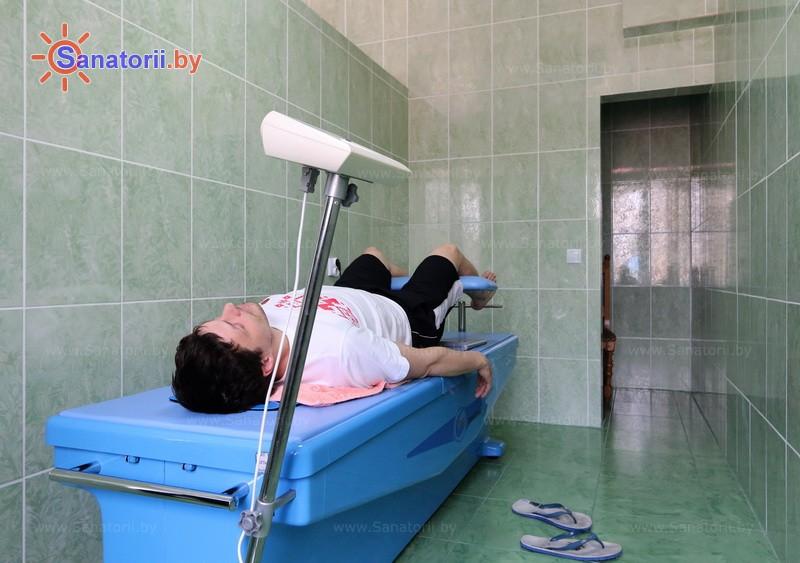 Санатории для лечения остеохондроза в россии