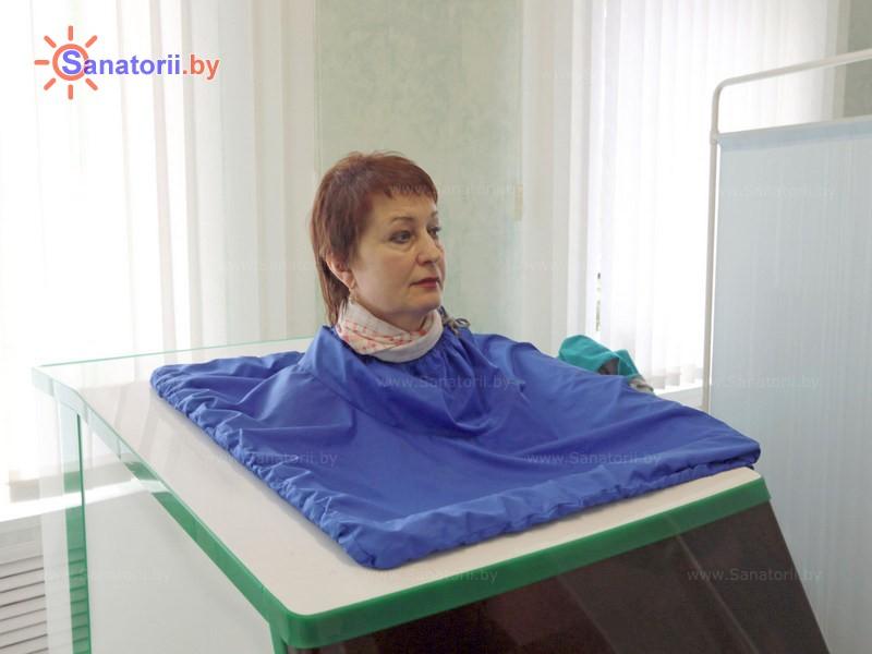 Санатории Белоруссии Беларуси - санаторий Машиностроитель - Ванна сухая углекислая