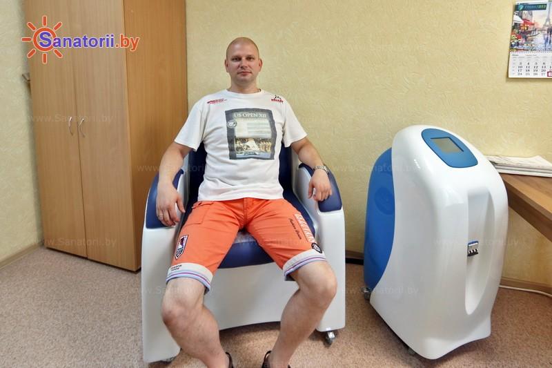 Санатории Белоруссии Беларуси - санаторий Машиностроитель - Магнитотерапия