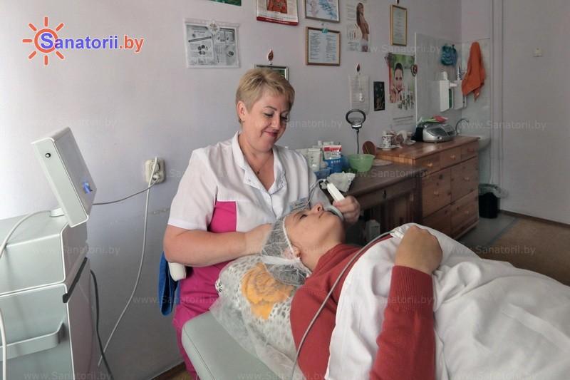 Санатории Белоруссии Беларуси - санаторий Машиностроитель - Косметический салон
