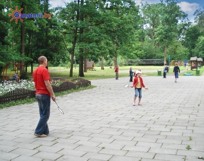 Санатории Белоруссии Беларуси - санаторий Машиностроитель - Пункт проката