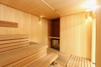 health resort Nadzeya - Sauna Finnish