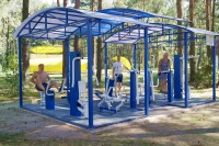 health resort Nadzeya - Outdoor gym