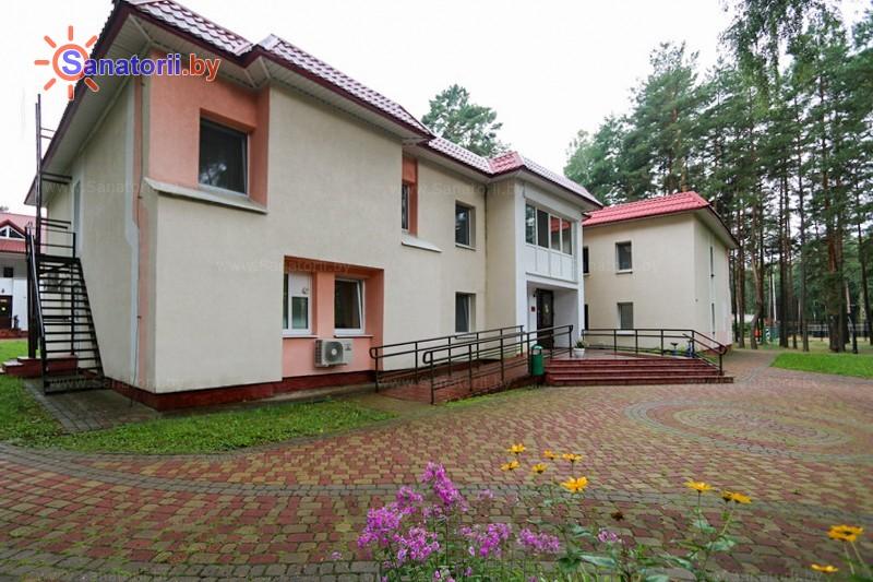 Санатории Белоруссии Беларуси - санаторий Надзея - корпус №3