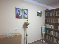 health resort Primorski - Prayful room