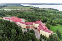 санатория Приморский - Территория и природа
