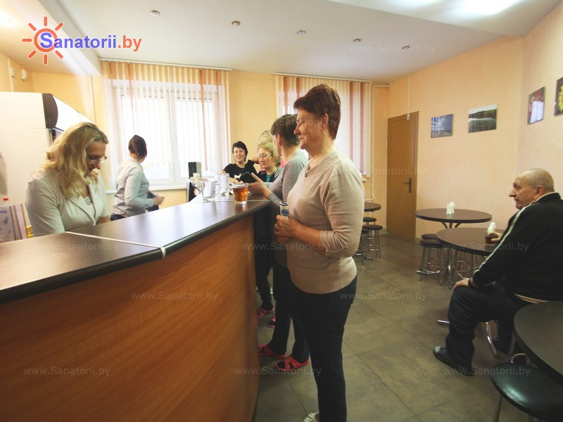 Санатории Белоруссии Беларуси - санаторий Приморский - Бар