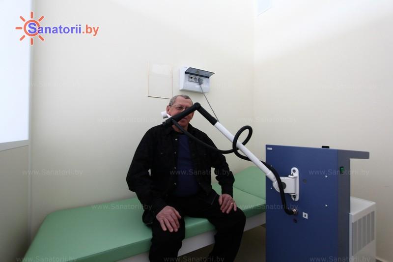 Санатории Белоруссии Беларуси - санаторий Приморский Белорусского общества глухих - Электролечение