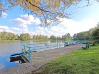 health resort Praleska Grodno - Rent boats