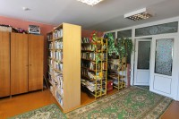 health resort Praleska Grodno - Library