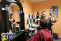 health resort Praleska Grodno - Hairdresser's