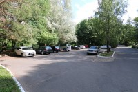 health resort Praleska Grodno - Parking