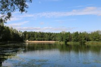 health resort Praleska Grodno - Water reservoir