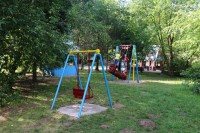 health resort Praleska Grodno - Playground for children