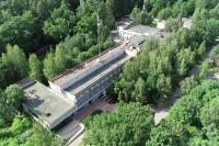 санатория Пралеска - Территория и природа